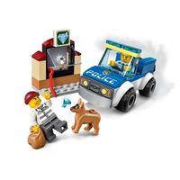 LEGO-Policia--unidad-canina-67-piezas