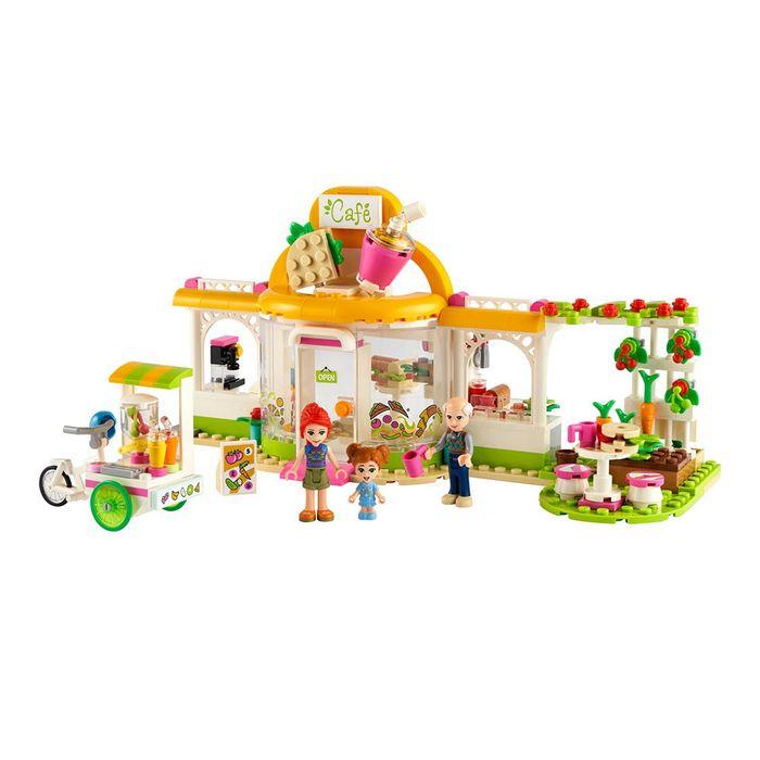 LEGO-Cafeteria-organica-de-Heartlake-City-314-piezas