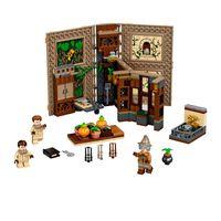 LEGO-Momento-Hogwarts--clase-de-herbologia-233-piezas
