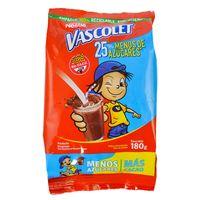 Achocolatado-VASCOLET-25--reducido-azucar-180-g
