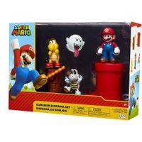 Nintendo-6.25cm-set-Dungeon-diorama