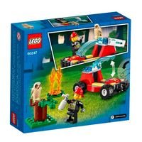 LEGO---Forest-fire