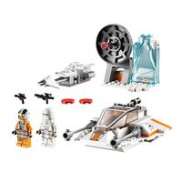 LEGO---Speeder-de-nieve-91-piezas