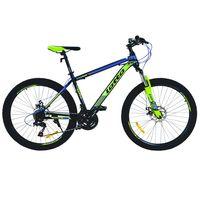 Bicicleta-montaña-rod.26-LOTTO-hombre-21-velocidades-celeste-amarillo
