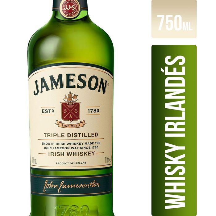 Whisky-irlandes-JAMESON-750-cc