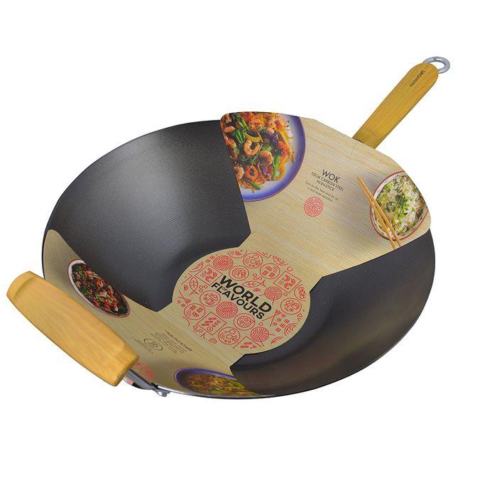 Sarten-wok-con-asa-y-mango