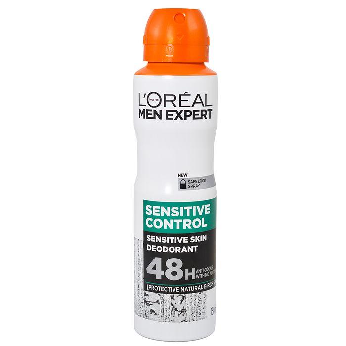 Desodorante-LOREAL-Men-expert-sensitive-150-ml