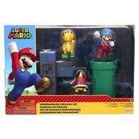 Nintendo-6.25cm-set-Super-Mario-underground