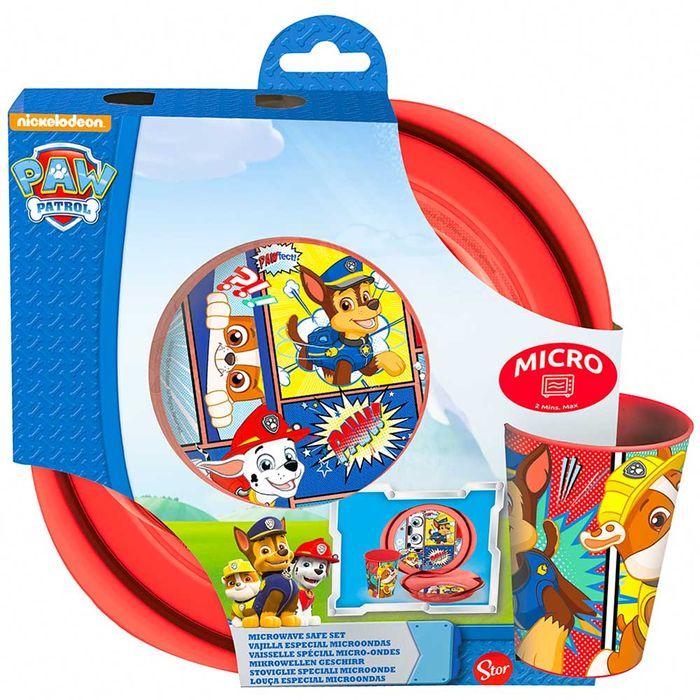 Micro-easy-set-3-piezas-Paw