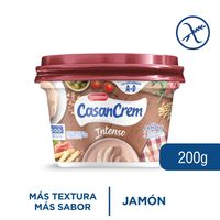 Queso-crema-sabor-intenso-jamon-serrano-CASANCREM-200-g