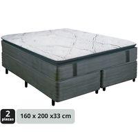 Sommier-premium-king-size-espuma-160x200x33cm