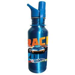 Botella-aluminio-con-tomador-600-ml-Hot-Wheels