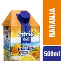 Jugo-CITRIC-naranja-500-cc