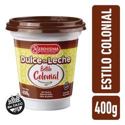 Dulce-de-leche-LA-SERENISIMA-estilo-colonial-400-g