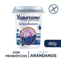 Yogurt-YOGURISIMO-Natural-con-arandanos-pt.-460-g