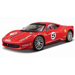 BURAGO---Ferrari-458-1-24-Challenge-abre-puertas-y-motor