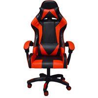 Silla-gamer-D-046-Negro-Rojo