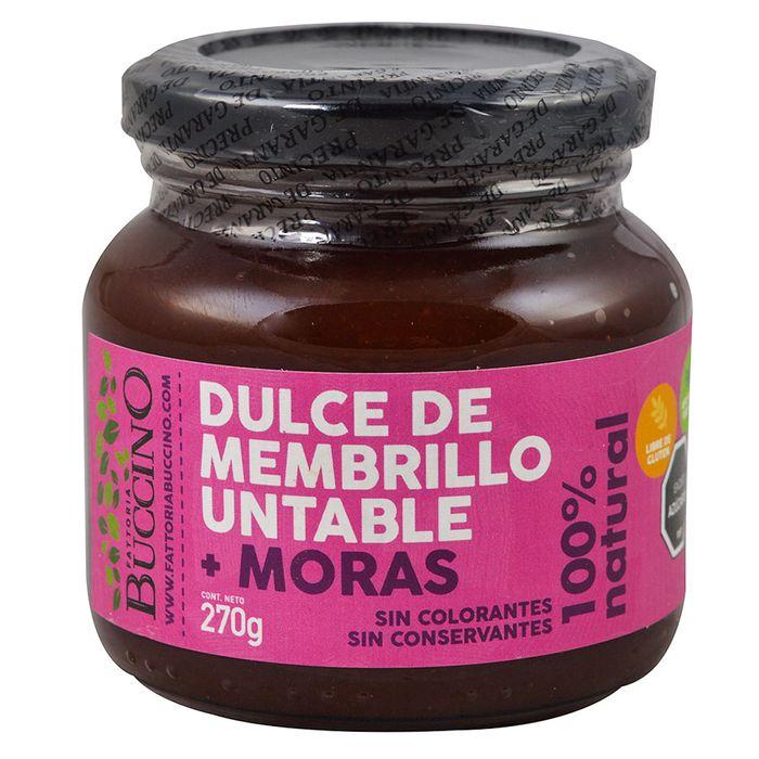 Dulce-membrillo-y-moras-BUCCINO-Fattoria-270-g