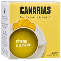 Te-verde-y-jengibre-CANARIAS-10-sobres