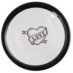 Bowl-melamina-Dark-love-19-cm