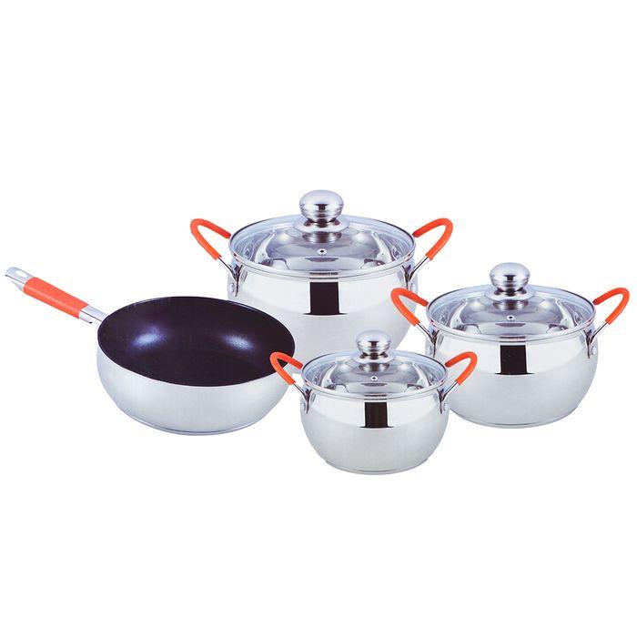 Bateria-de-cocina-7-piezas-en-acero-inox.antiadherente