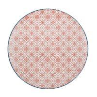 Plato-llano-27cm-ceramica-decorado-rojo