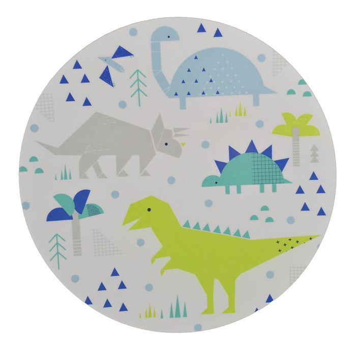 Plato-melamina-dinosaurio-21-cm