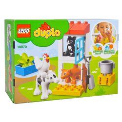 LEGO---Duplo-granja-de-animales-16-piezas