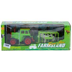 Tractor-a-friccion