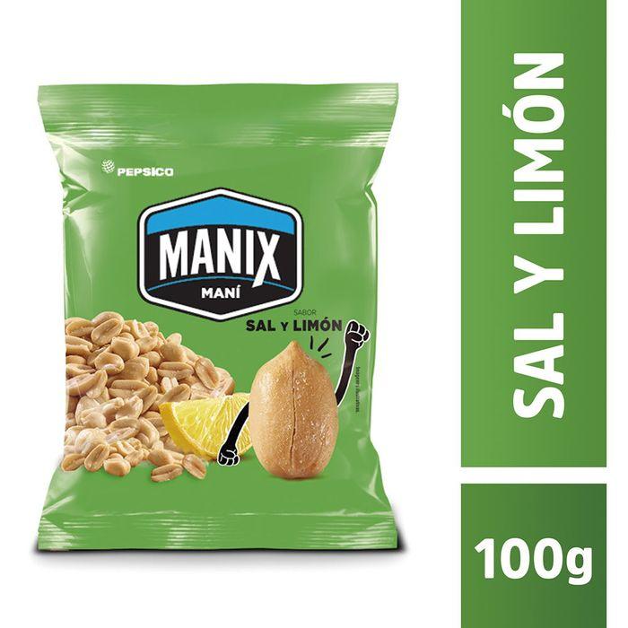 Mani-MANIX-limon-100-g