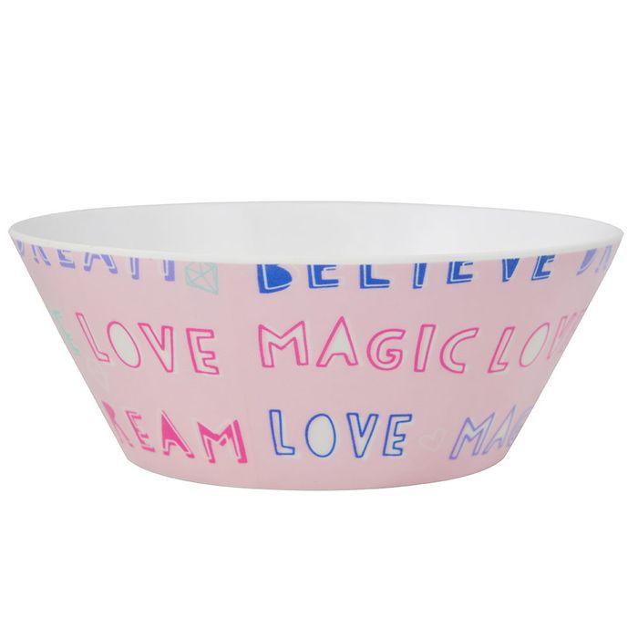 Bowl-melamina-unicornio-16-cm