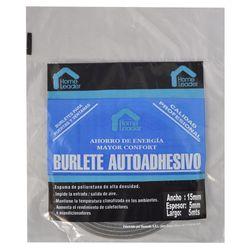 Burlete-HOME-LEADER-15x5-mm-5-mt-gris