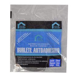 Burlete-HOME-LEADER-20x5-mm-5-mt-gris