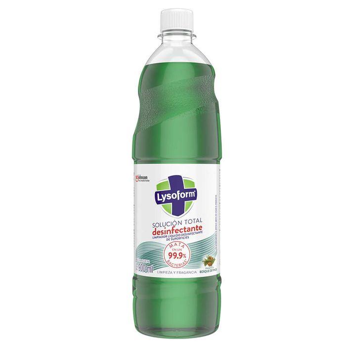 Limpiador-liqudio-LYSOFORM-Solucion-Total-pino-900-ml