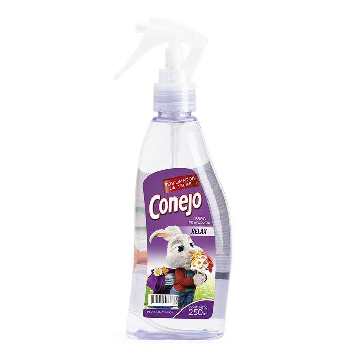 Perfumador-ropa-Conejo-relax-gatillo-250-ml