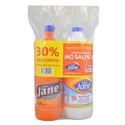 Pack-AGUA-JANE-1-L---Jane-Antisplash-1-L-con-descuento