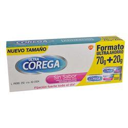 Pack-COREGA-ultra-sin-sabor-70g---COREGA-20g