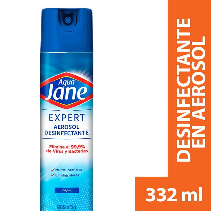 Desinfectante-AGUA-JANE-Expert-original-332-cc