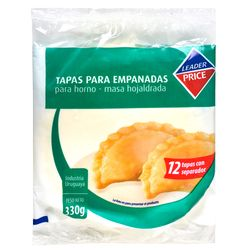Tapa-empanadas-LEADER-PRICE-horno-330-g