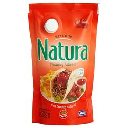 Salsa-ketchup-NATURA-250-g