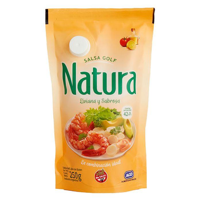 Salsa-golf-NATURA-250-g