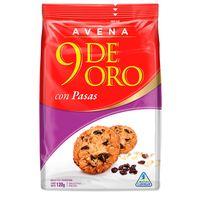 Galletitas-9-DE-ORO-avena-con-pasas-120-g