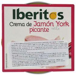 Crema-de-jamon-IBERITOS-picante-York-70-g