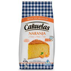 Premezcla-bizcochuelo-naranja-CAÑUELAS-450-g