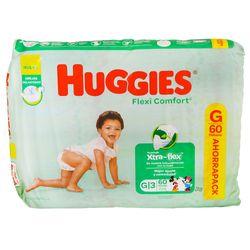 Pañales-HUGGIES-Flex-Confort-ahorro-G-60-un.