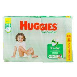Pañales-HUGGIES-Flex-Confort-ahorro-XG-52-un.