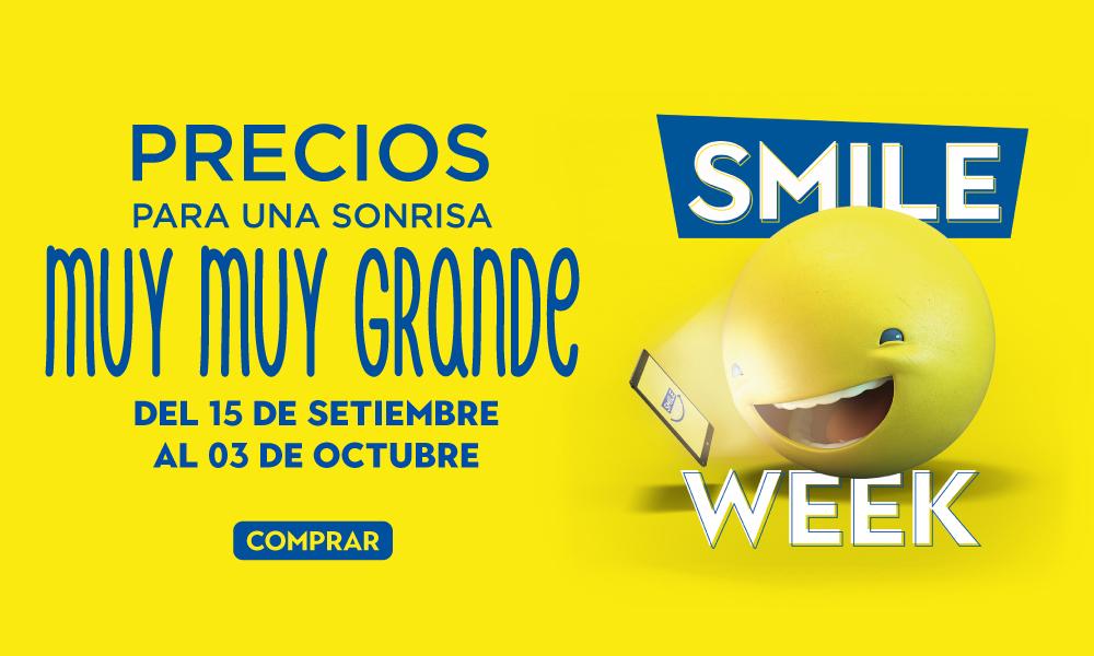 SMILE WEEK----------------------------------------------------------m-coleccion