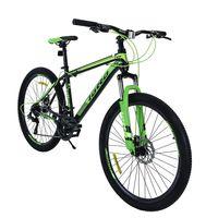 Bicicleta-montaña-rod.26-LOTTO-hombre-21-velocidades-verde-negra