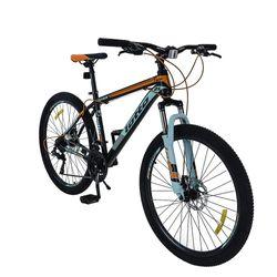 Bicicleta-montaña-rod.26-LOTTO-hombre-21-velocidades-celeste-naranja
