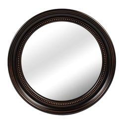 Espejo-46-cm-diametro-con-marco-marron